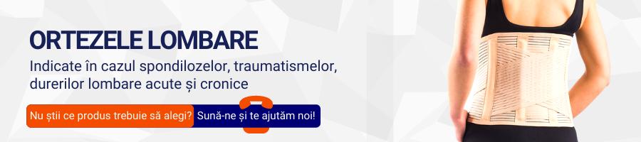 Orteze lombare E-motion.ro