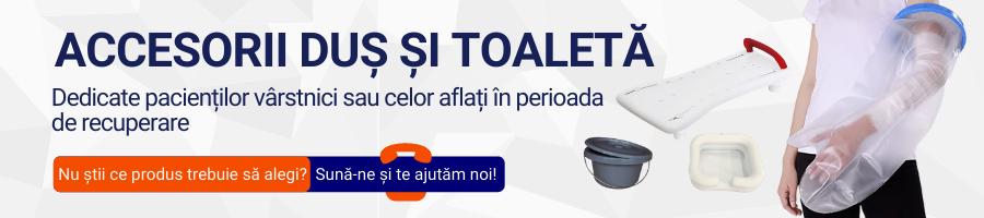 accesorii dus si toaleta e-motion
