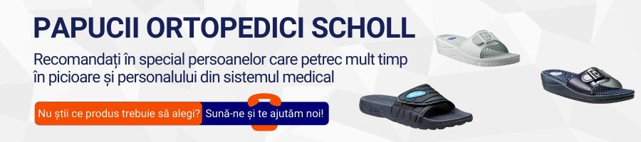 papuci ortopedici scholl e-motion.ro
