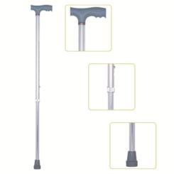 Modul de utilizare al dispozitivelor ajutătoare pentru mers: tipuri de bastoane ortopedice