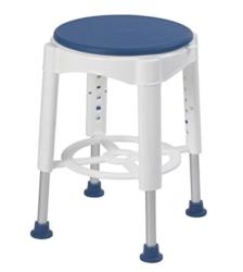 scaun pentru baie cu sezut pivotant