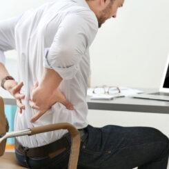 Cum sa eviti durerile de spate atunci cand lucrezi de acasa
