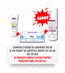 pachet promo crema cu arginina e-motion.ro